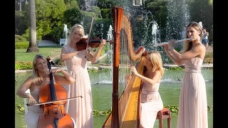 Canon de Pachelbel- Harpsody Orchestra-Musique de Mariage