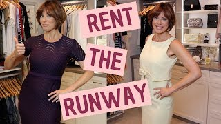 Rent The Runway Try-on | Dominique Sachse