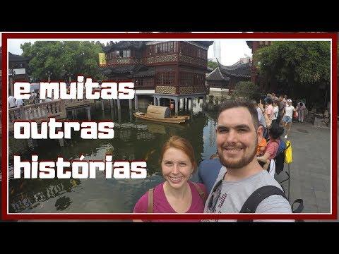 Mercado de casamento (e outras histórias de Shanghai)! 😮 | Canal Mundo ao Vivo | China - Vlog 07
