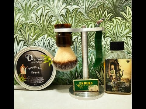 Enders Speed, Van Yulay Dryads soap and aftershave