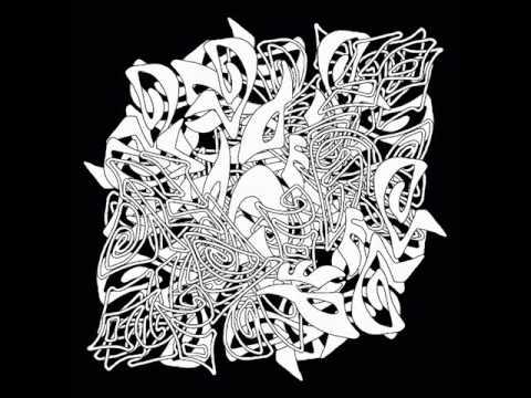 Asemic Writing: Moebius Script #4