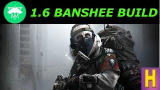 THE DIVISION 1.6 BANSHEE BUILD | ROGUE HUNTER !