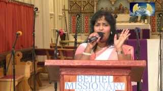 Tamil Christian Message by Pastor Rebeca Suganthi