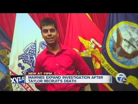 Allegations of hazing and abuse by 15 Marine drill instructors with ties to Taylor recruit's death
