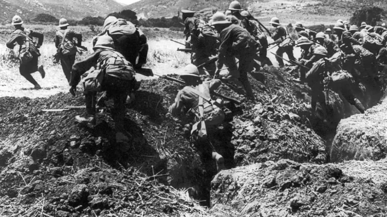 World War I:Trench Warfare - YouTube