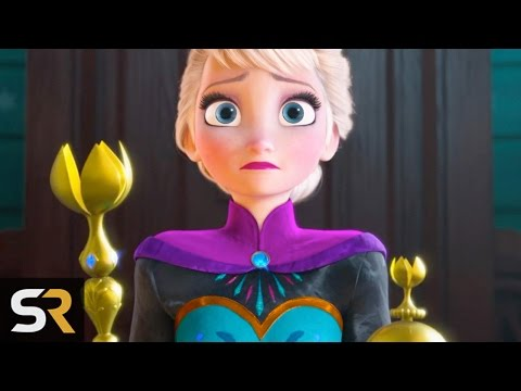 10 Disney Princess SECRETS Only Adults Will Notice!