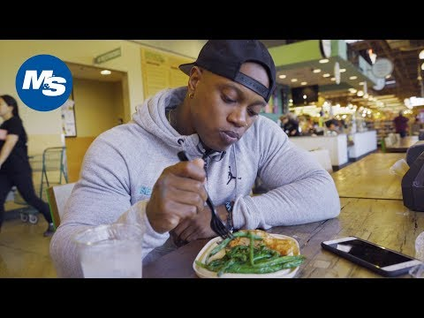 Full Day of Eating During Prep | IFBB Pro Brandon Hendrickson | 2,594 Calories