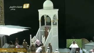 Masjid Al Haram Makkah Azan Jumah 3 Safar 1440.