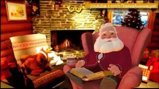 ZOOBE зайка Поздравление С  Новым Годом от Деда Мороза !