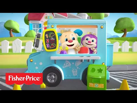 Serving Up Food & Fun | Laugh & Learn | Fisher-Price