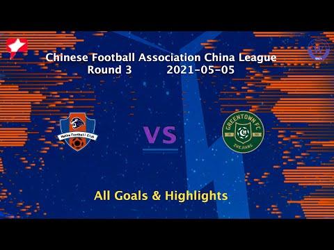 Meizhou Hakka Zhejiang Greentown Goals And Highlights