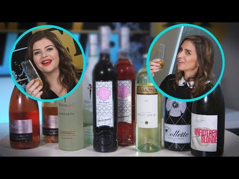 'Housewives Happy Hour': Casey Wilson & Danielle Schneider Do the 'Housewives' Alcohol Taste Test!