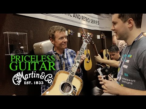 The Priceless Martin Guitar