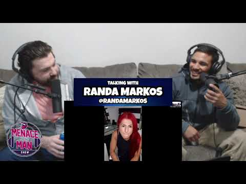 Randa Markos talks UFC 244, Nate Diaz, Jorge Masvidal, Colby Covington, Conor McGregor & more