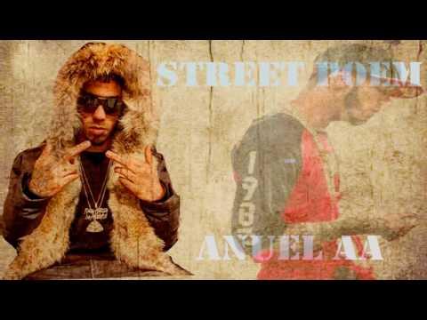 Anuel Aa Street Poem