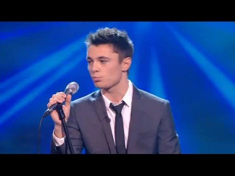 Leon Jackson - Don't Call This Love (at X Factor)