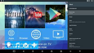 How to update android tv box from android 6.0 to android 7.1 OS step by step