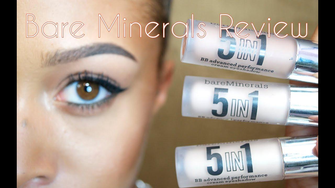 bareminerals 5 in 1 eyeshadow