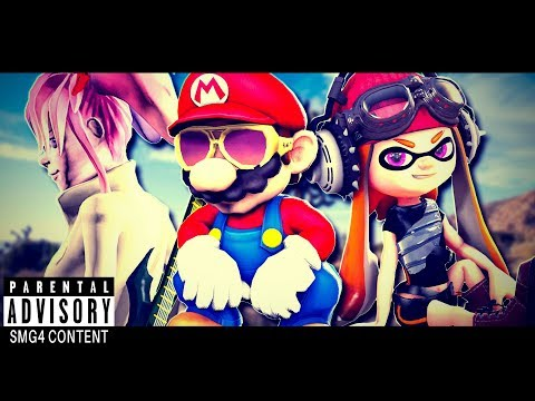 SMG4: Mario And The Diss Track