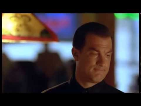 fight scene in a bar Fire down below  Steven Seagal