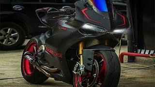 Ultimate Exhaust Sound Ducati 1199: Akrapovic, Arrow, Austin Racing, Termignoni, OEM, SC Project