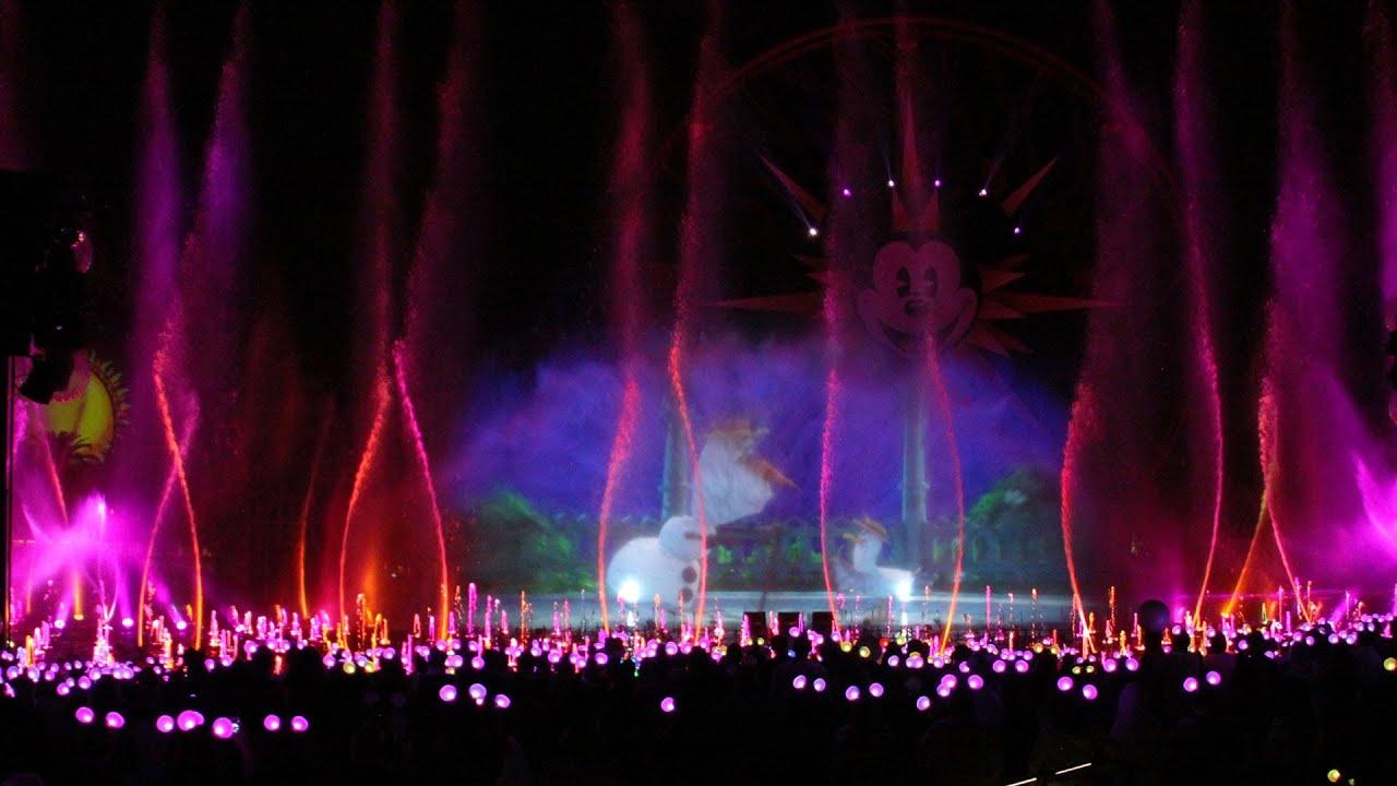 Disney images Disneys World of Color Show Alice in Wonderland