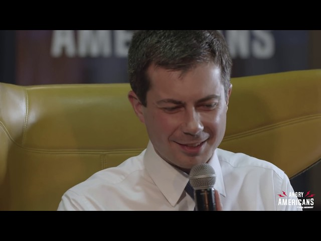 EPISODE 37   PETE BUTTIGIEG FULL INTERVIEW