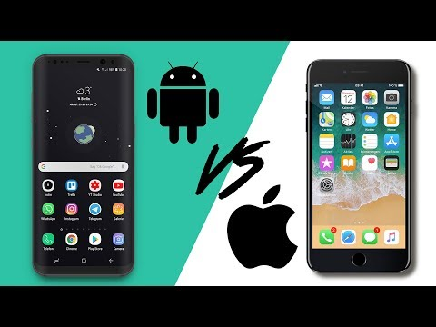 Android Vs IOS I Neuland Duell