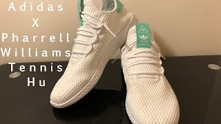 How To Custom Lace Your Adidas x Pharrell Williams Tennis Hu