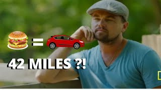 Leonardo DiCaprio discovers how our diet is effecting climate change | Before The Flood Documentry