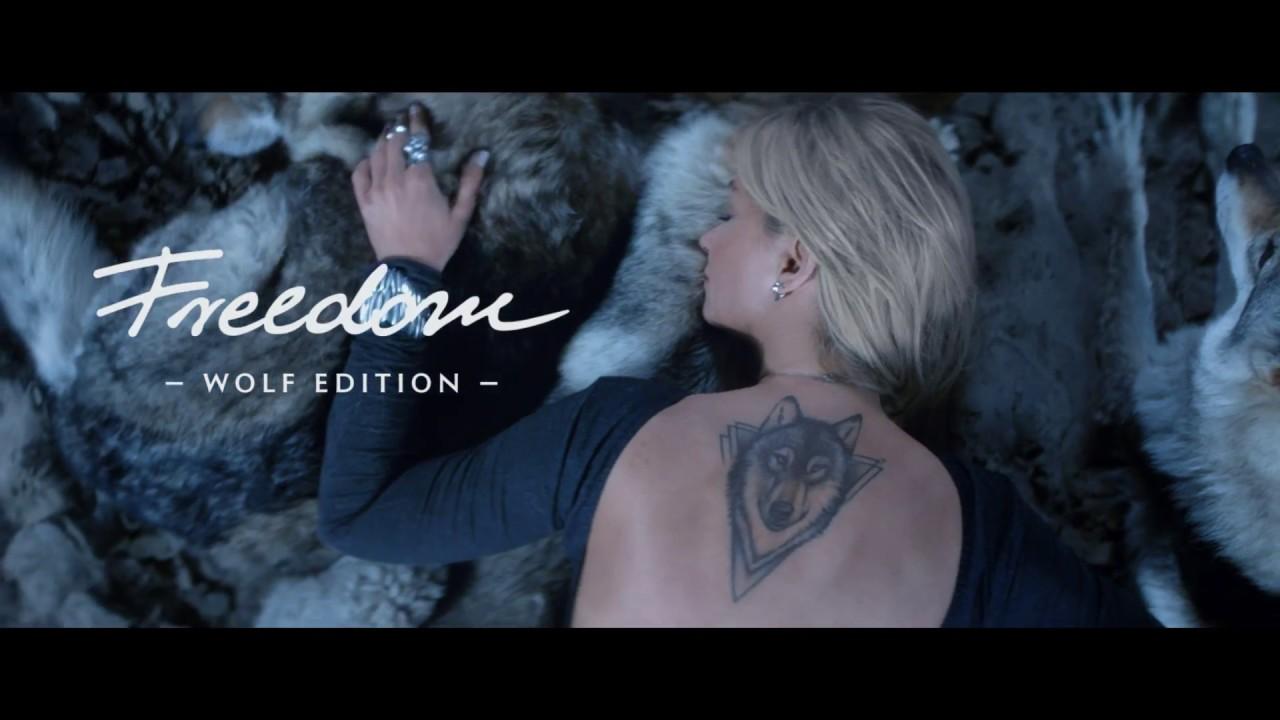 W Kruk Kolekcja Freedom Wolf Edition Martyna Wojciechowska Youtube
