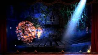 Puppeteer PS3 HD Gameplay First Curtain