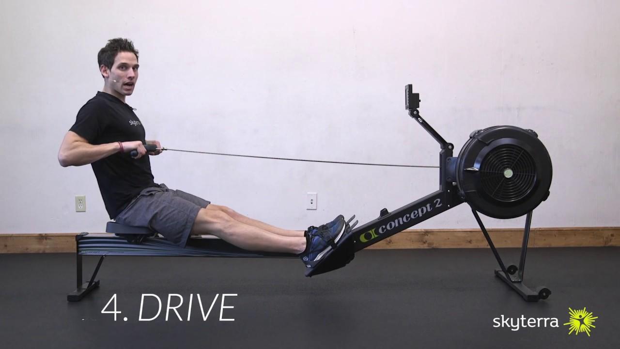 Tabata: Row Machine