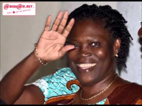 Procès des pro-Gbagbo/ Extrait du discours de Simone Gbagbo avant le verdict