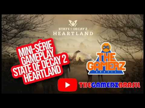 Gameplay parte 3 - State of Decay 2 DLC Heartland - Mini