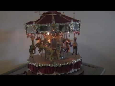 Holiday Living Victorian Carousel