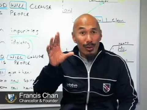 Francis Chan, Founder of Eternity Bible College