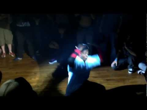 Beatdown Productions Presents Ice Breaker - 1_28_12 - B-Boy Competiton