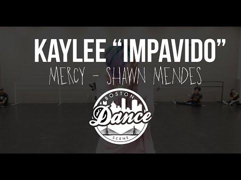 "Kaylee ""Impavido"" Millis   ""Mercy"" Shawn Mendes   Boston Dance Scene"