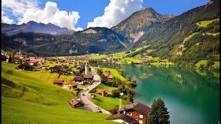 Швейцария. Необычайно красивое видео. Природа Швейцарии во всей красе