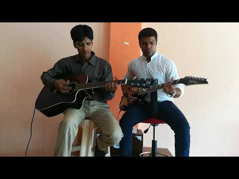 Deva Shree Ganesha song (Agneepath)by guitar cover