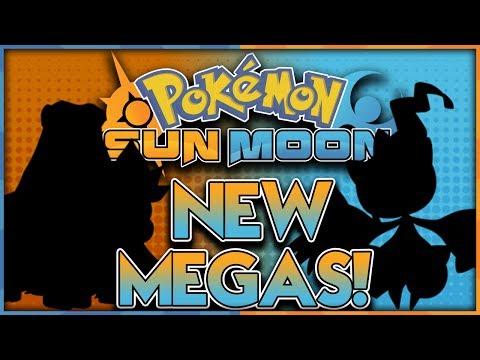 NEW MEGAS AVAILABLE NOW! Pokemon Sun and Moon Megastone Mystery Gift! Mega Banette and Mega Camerupt