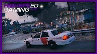 GTA - HighSpeed-Gaming 1[LT/EN] - RUSAS?!