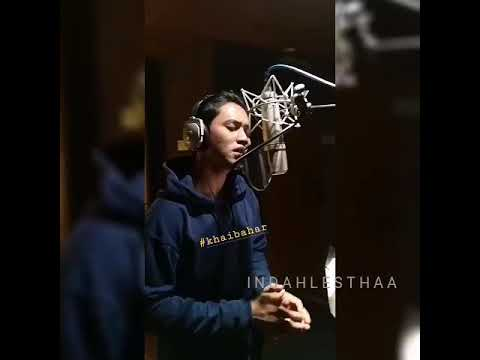 JODOHKU - Khai bahar ( proses Recording )