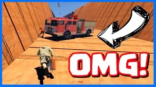 RAMP OF DEATH! - GTA V MOST INSANE MOD EVER! (GTA 5 FUNNY MOMENTS)