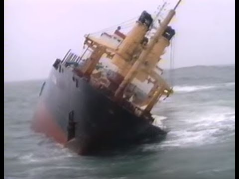 Wijsmuller salvage - The salvage of the M/V Kodima