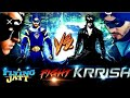 Krrish VS flying Jatt /Krrish VS flying Jat fight