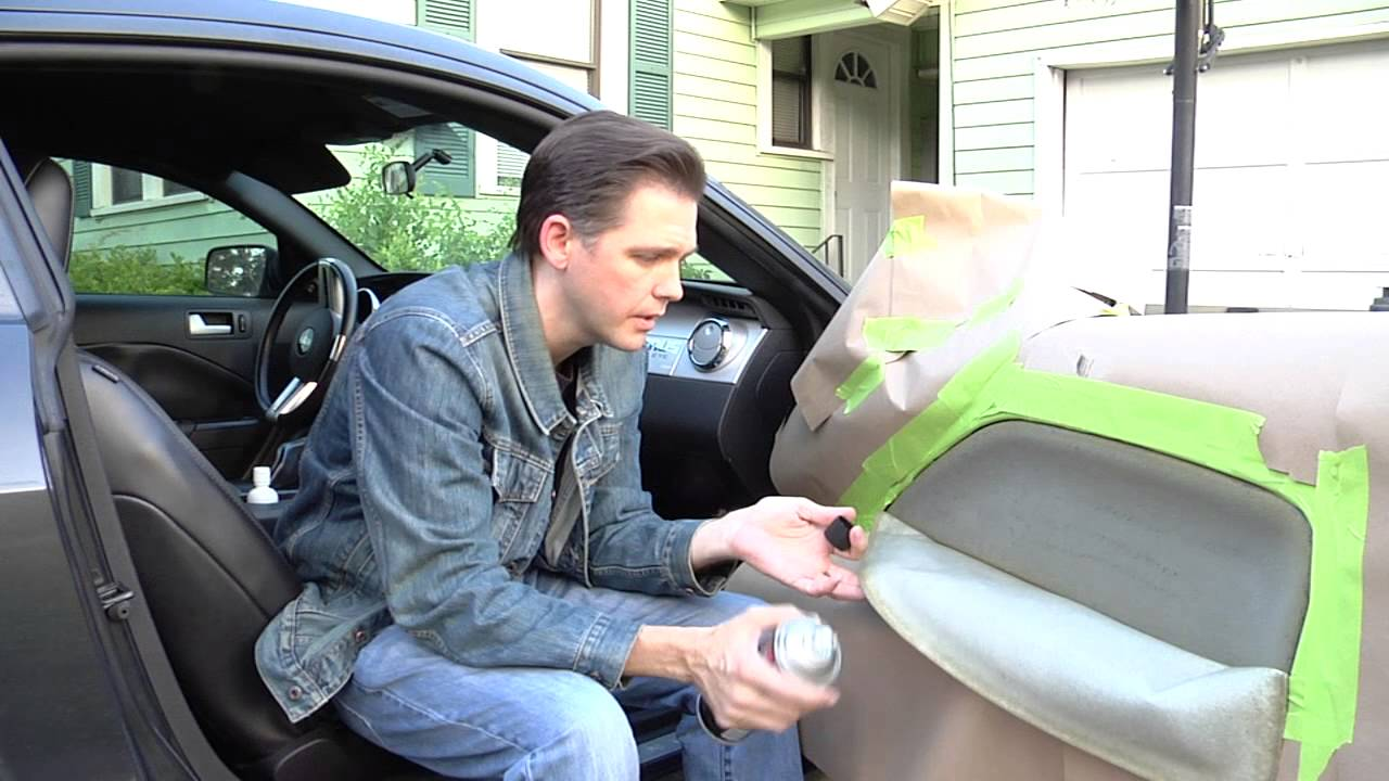 2007 Mustang Door Panel Fix Tutorial Youtube