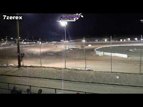 Arizona Micro Sprints Heat 3 Canyon Speedway Park 6-8-2019