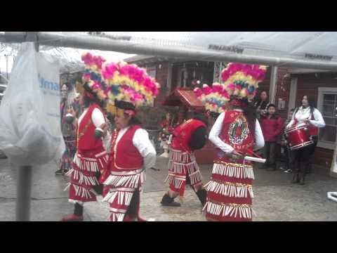 Danza Guadalupana de Palestine Tx.